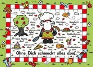Ravensburger 19068 - Ohne Dich schmeckt alles doof, Puzzle, 1000