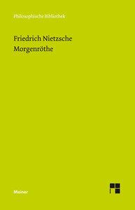 Morgenröthe (Neue Ausgabe 1887)