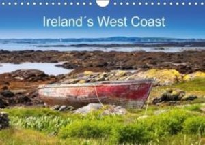 Ireland´s West Coast (Wall Calendar 2015 DIN A4 Landscape)
