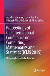 Proceedings of the International Conference on Computing, Mathem