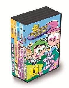 Cosmo & Wanda-Wenn Elfen Helfen-Box (35 Folgen)