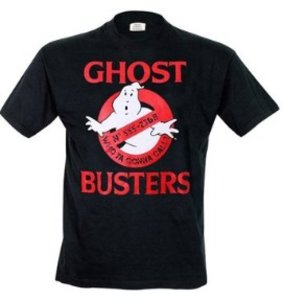 Ghostbusters - Ghost Call - T-Shirt - Schwarz - Größe XL