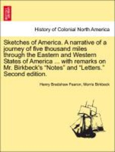 Sketches of America. A narrative of a journey of five thousand m