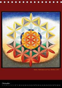 Die heilige Blume des Lebens - Mandalas von Istvan Seidel (Tisch