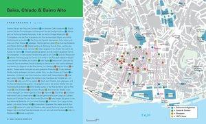 100% Cityguide Lissabon inkl. App