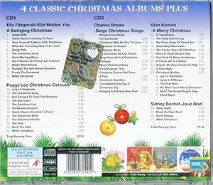 Four Classic Christmas Albums Plus