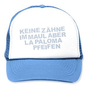 Keine Zähne Im Maul (Cap/Light Blue)