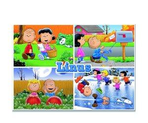 Peanuts Puzzle 500tlg. Linus