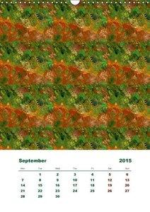 Magic World of Gaya Art Designs (Wall Calendar 2015 DIN A3 Portr