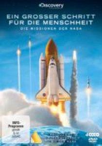 Ein großer Schritt für die Menschheit - Die Missionen der NASA