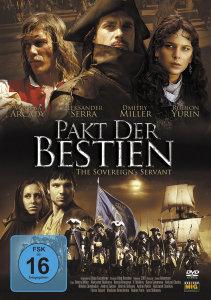 Pakt der Bestien (DVD)
