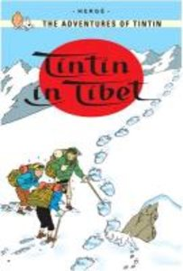 The Adventures of Tintin 19. Tintin in Tibet