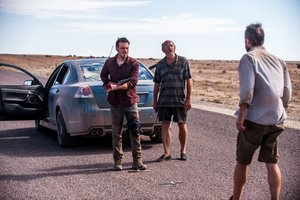 The Rover. DVD