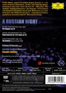 A Russian Night
