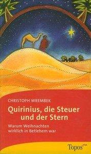 Quirinius, die Steuer und der Stern