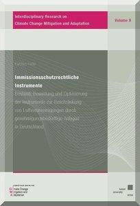 Immissionsschutzrechtliche Instrumente