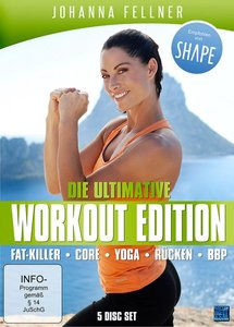 Johanna Fellner - Die ultimative Workout Edition