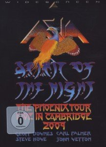 Spirit Of The Night-Live In Cambridge 2009