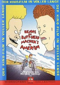 Beavis und Butt-Head machens in Amerika