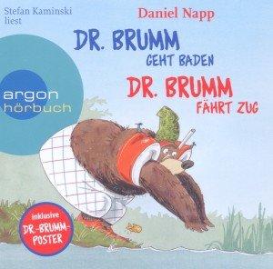 Dr. Brumm geht baden / Dr. Brumm fährt Zug