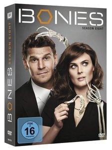Bones - Die Knochenjägerin - Season 8