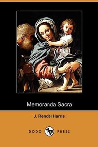 Memoranda Sacra (Dodo Press)