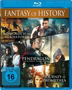 Fantasy of History (Blu-ray)
