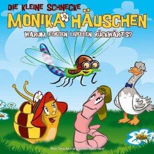 Die kleine Schnecke Monika Häuschen 25. Warum fliegen Libellen r