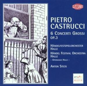 6 Concerti Grossi op.3