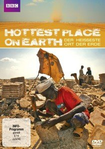 Hottest Place On Earth (DVD)