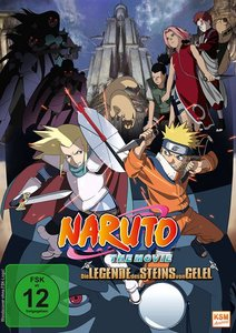 Naruto - The Movie 2 - Die Legende des Steins von Gelel