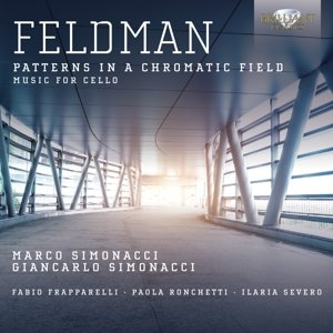 Patterns In A Chromatic Field-Music For Cello