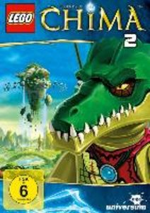 LEGO - Legends of Chima 2 (DVD)