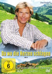 Hansi Hinterseer 4-Da wo die Herzen schlag (DVD)