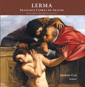 Lerma Francisco Correa de Arauxo Vol.1
