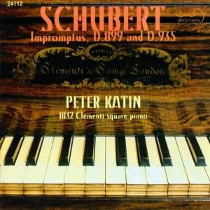 Impromptus D.899 And D.935