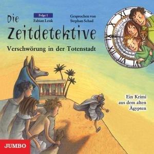 Die Zeitdetektive 01. Verschwörung in der Totenstadt