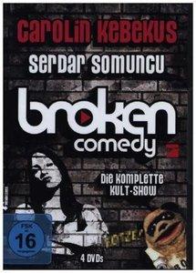 Broken Comedy - Die komplette Kult-Show