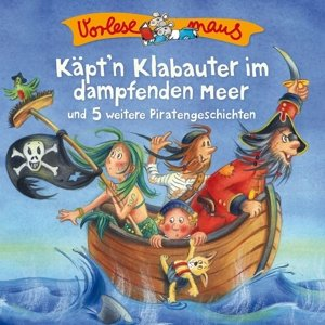 Käpt'n Klabauter Im Dam.Meer (Piratengeschichten)