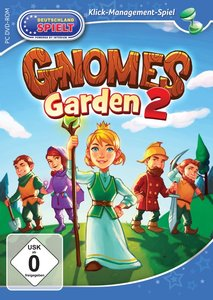 Gnomes Gardens 2. Für Windows 7/8/8.1/10