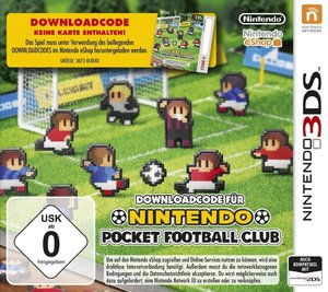 Nintendo Pocket Football Club (Downloadcode)