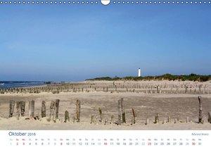 Blåvand 2016. Impressionen von Dänemarks Nordseeküste (Wandkalen