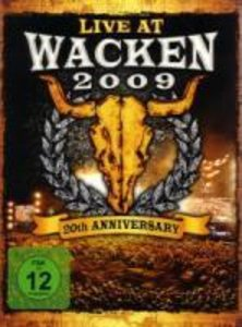 Wacken 2009-Live At Wacken Open Air