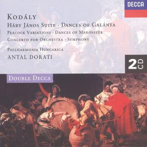 Hary Janos Suite/Dances Of Galanta/+