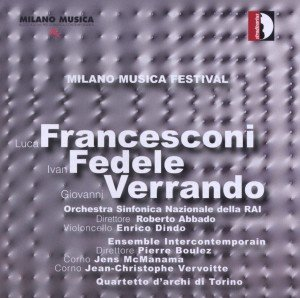 Milano Musica Festival Vol.5