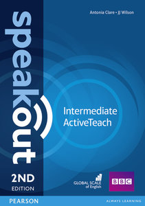 Speakout Intermediate 2nd Edition Active Teach. CD-ROM