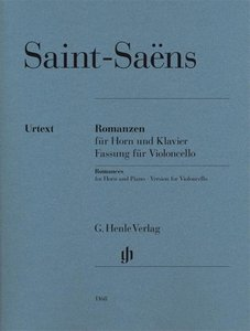Romanzen für Horn und Klavier