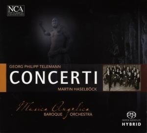 Telemann: Concerti