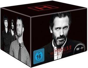 Dr.House Gesamtbox