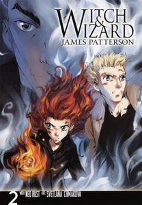 Witch & Wizard: The Manga, Volume 2